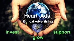 ethical heart ads