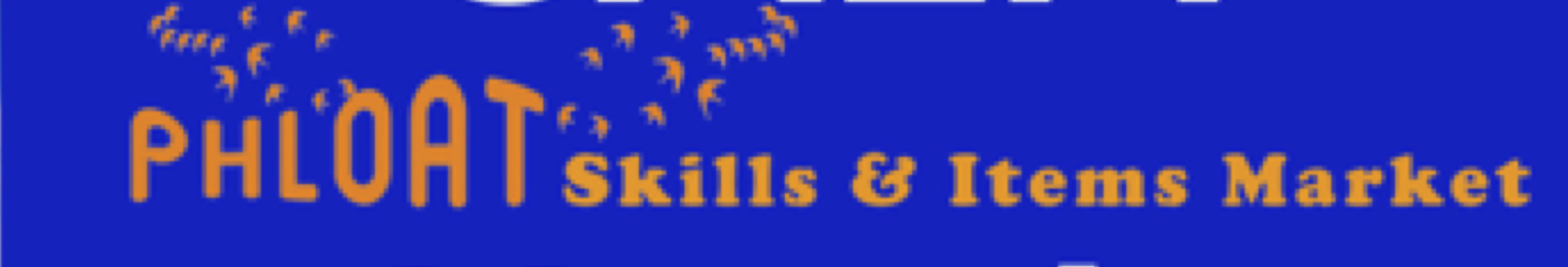 skills & items market