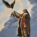american indian eagle